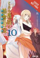 A CERTAIN MAGICAL INDEX LIGHT NOVEL 10