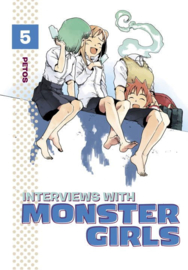 INTERVIEWS WITH MONSTER GIRLS 05