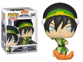 Pop! Animation: Avatar the Last Airbender - Toph