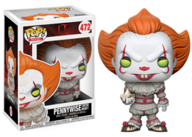 Pop! Movies: IT – Pennywise w/ Boat