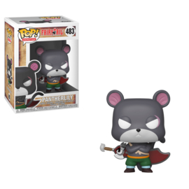 Pop! Animation: Fairy tail - Pantherlily