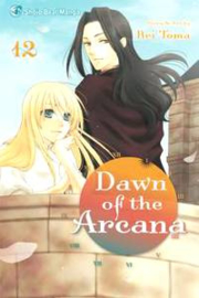 DAWN OF THE ARCANA 12