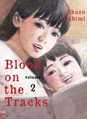 BLOOD ON TRACKS 02