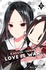 KAGUYA SAMA LOVE IS WAR 15