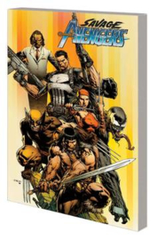 SAVAGE AVENGERS 01 CITY OF SICKELS