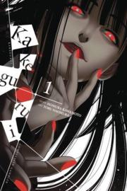 KAKEGURUI COMPULSIVE GAMBLER 01