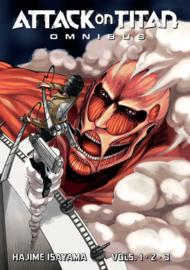 ATTACK ON TITAN OMNIBUS 01 1-3