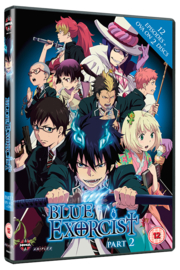 BLUE EXORCIST DVD PART TWO