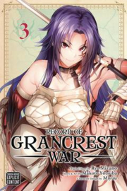 RECORD OF GRANCREST WAR 03