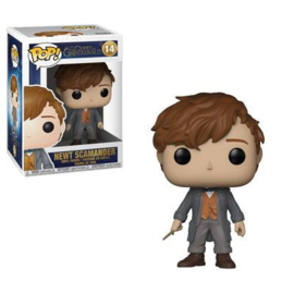 Pop! Movies: Fantastic Beasts The Crimes of Grindelwald - Newt Scamander (#14)