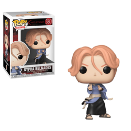 Pop! Animation: Castlevania - Sypha Belnades