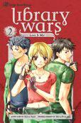 LIBRARY WARS LOVE & WAR 02