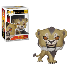 Pop! movies: The Lion King - Scar