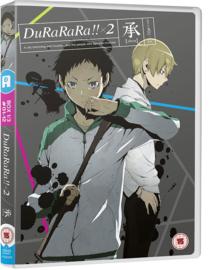 DURARARA DVD X2 COLLECTION