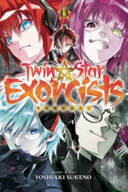 TWIN STAR EXORCISTS ONMYOJI 13