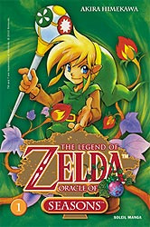 LEGEND OF ZELDA 04 Oracle of Season