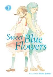 SWEET BLUE FLOWERS 01
