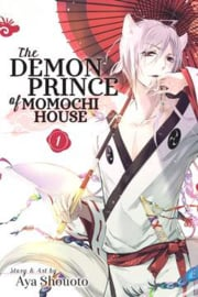 DEMON PRINCE OF MOMOCHI HOUSE 01