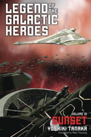 LEGEND OF GALACTIC HEROES SC NOVEL 10