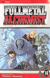 FULLMETAL ALCHEMIST 14
