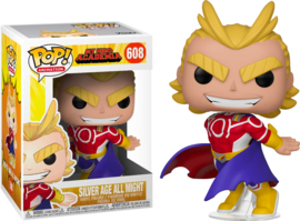 Pop! Animation: My Hero Academia - Silver Age All Might