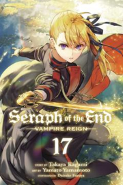 SERAPH OF END VAMPIRE REIGN 17