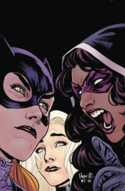 BATGIRL & THE BIRDS OF PREY 01 WHO IS ORACLE (REBIRTH)