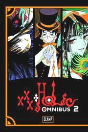 XXXHOLIC OMNIBUS 02