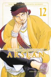 HEROIC LEGEND OF ARSLAN 12