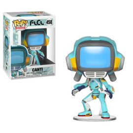 Pop! Animation: FLCL - Canti