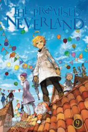 PROMISED NEVERLAND 09