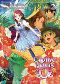 CAPTIVE HEARTS OF OZ 03