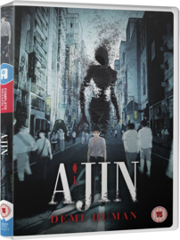 AJIN DEMI HUMAN DVD SEASON ONE