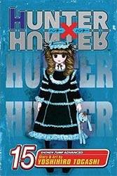 HUNTER X HUNTER 15