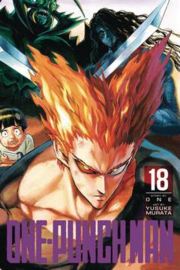 ONE PUNCH MAN 18