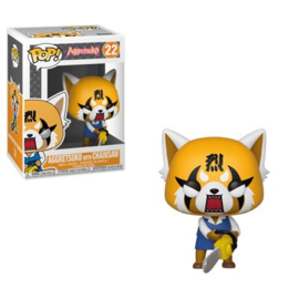 Pop! Aggretsuko: Aggretsuko with Chainsaw