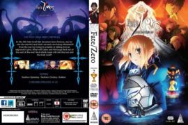 FATE ZERO DVD COLLECTION 2