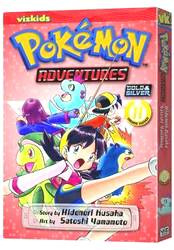 POKEMON ADVENTURES 11 GOLD & SILVER
