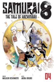 SAMURAI 8 TALE OF HACHIMARU 04