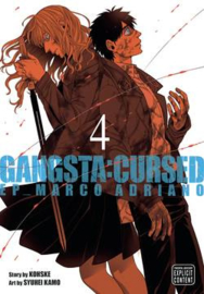 GANGSTA CURSED 04 EP MARCO ADRIANO