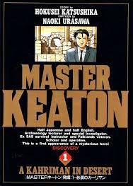 MASTER KEATON 01