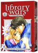 LIBRARY WARS LOVE & WAR 04