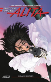 BATTLE ANGEL ALITA DELUXE ED 04