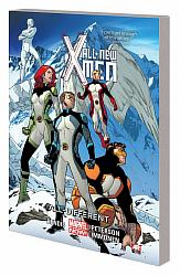 ALL NEW X-MEN 04 ALL DIFFERENT