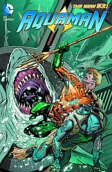 AQUAMAN 05 SEA OF STORMS