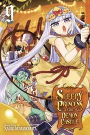 SLEEPY PRINCESS IN DEMON CASTLE 09