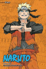 NARUTO OMNIBUS 22