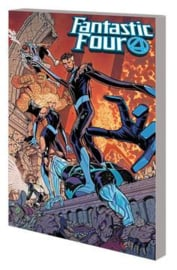 FANTASTIC FOUR 05 POINT OF ORIGIN
