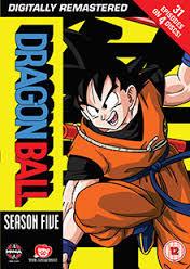 DRAGON BALL DVD SEASON FIVE