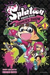 SPLATOON SQUID KIDS COMEDY SHOW 01